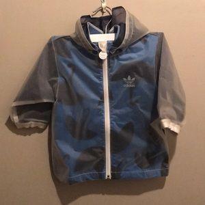 Adidas Rain Jacket, 9 months